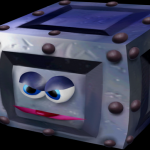 Jack the Living Metal Crate from Conker's Bad Fur Day