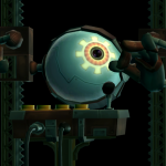 A Eye from Donkey Kong Country Returns