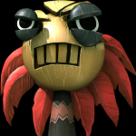 Cas the Tiki from Donkey Kong Country Returns