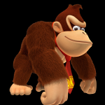 Donkey Kong from Donkey Kong Country Returns