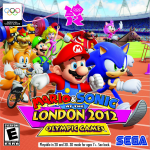 Mario and Sonic at the London 2012 Olympic Games (3DS)