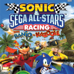 Sonic and Sega All-Stars Racing with Banjo-Kazooie
